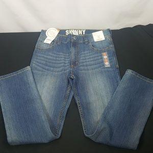 Gymboree girls Husky skinny jeans